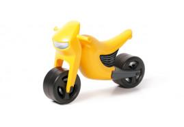детский беговел BSPEED желтый Y200