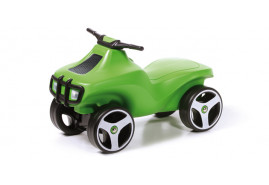 детский беговел BCRAZ зеленый 361C