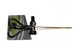 разбрызгиватель поворачивающийся MOTYLEK, стопорный, металлический
