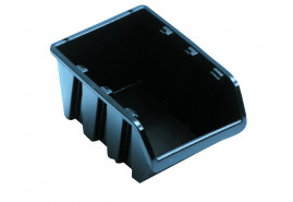 коробка для хранения штабелир. NP10 238x158x120 мм, черная