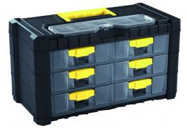 ящик Multicase NS 302, 400x200x260 мм