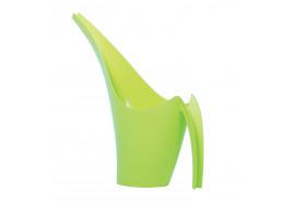 лейка пласт. 1,5 л GIRAFFE светло-зеленая