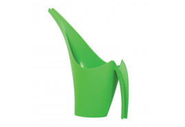 лейка пласт. 1,5 л GIRAFFE темно-зеленая