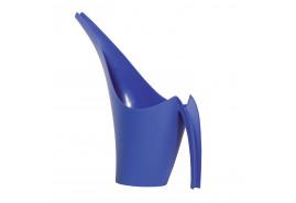 лейка пласт. 1,5 л GIRAFFE синяя