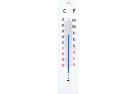 термометр нар./внутр. ПВХ 43x200 мм