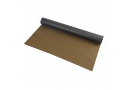 нетканый текстильный материал 1,1 x 100 м коричневый  50 г/м2 - рулон