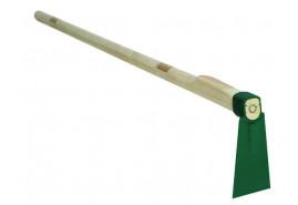 мотыга с черенком 100 см, ширина 75 мм