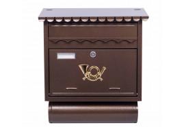 почтовый ящик ST 104 (квадратная крыша)