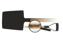 MacHook лопата штыковая квадратная с черенком  PH-Y черная
